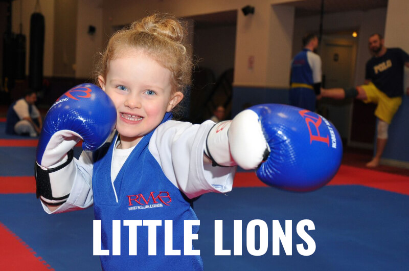 Click here to read about our Little Lions Classes